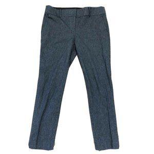 Ann Taylor Loft Dark Gray Marisa Skinny Pants